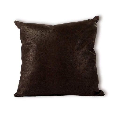 Poduszka ze skóry wołowej,...