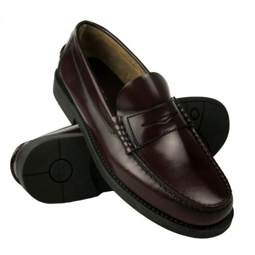Men's moccasins with mask...