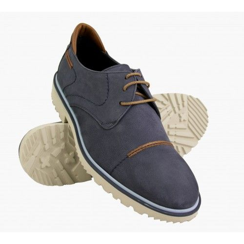 Nubuck leather summer shoe...