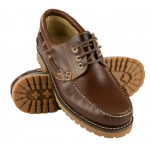 Zapatos náuticos con...
