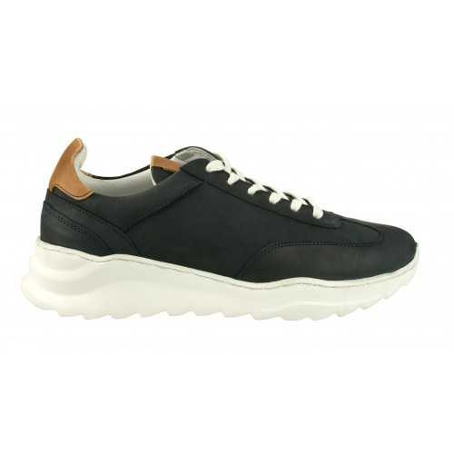 Sneakers de piel modelo CREW