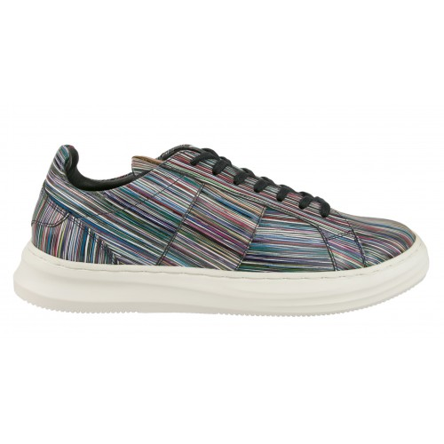 Sneaker in pelle LONG