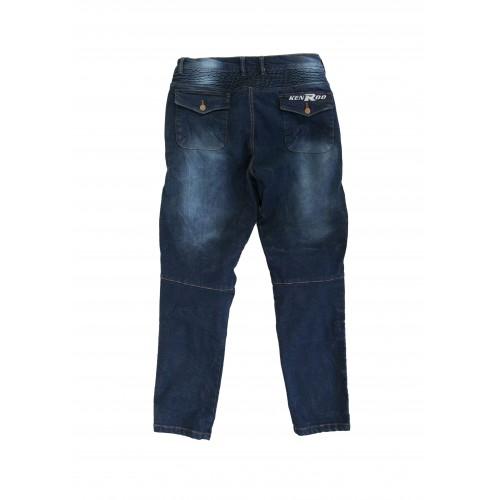 Cordura Jeans mit Schutz in...