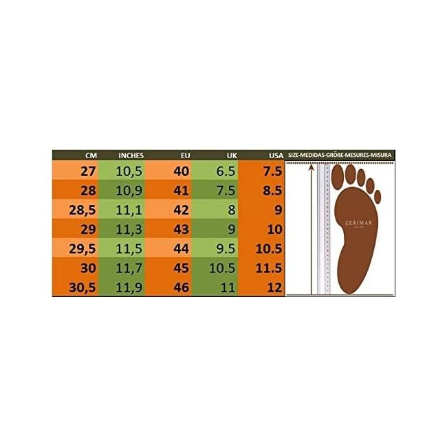 Zapatos de piel para camareros color marron