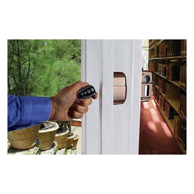 Cerradura Electronica Inteligente Invisible con 5 Mandos