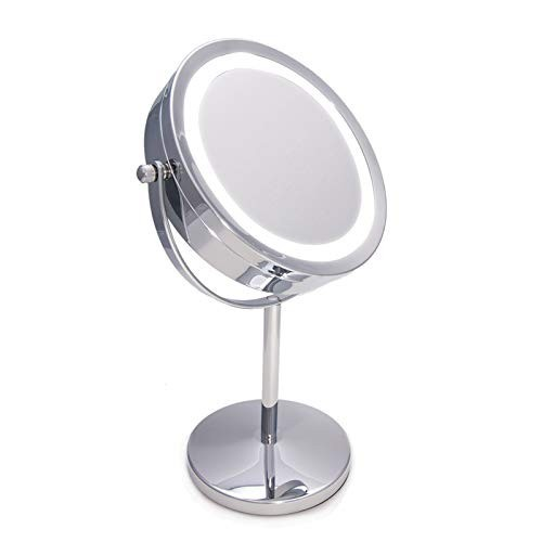 Mirror with LED lights,...