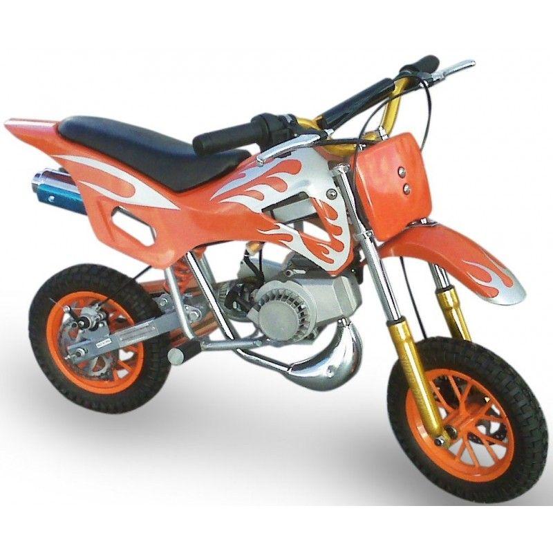 Moto-Cross de gasolina de dos tiempos 49CC
