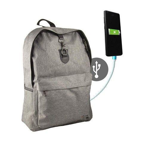 Airel Smart plecak z USB na...