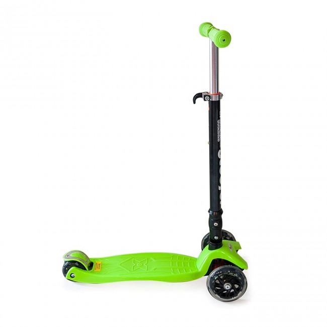 Patinete 3 Ruedas para niños entre 2 y 14 años con ruedas led