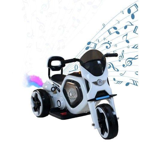 Moto electrica con musica y...