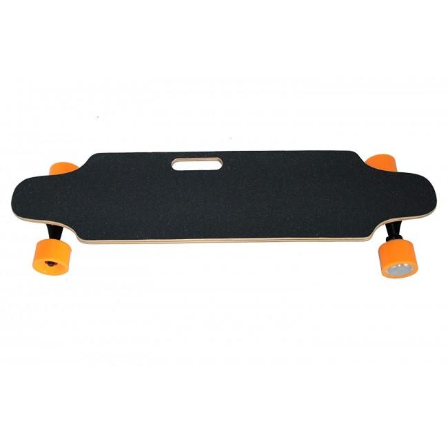 Skateboard monopatin electrico con mando y motor de 250 W