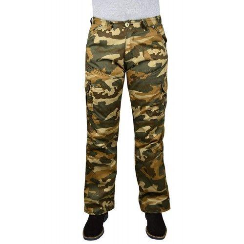 Pantalones de camuflaje de...