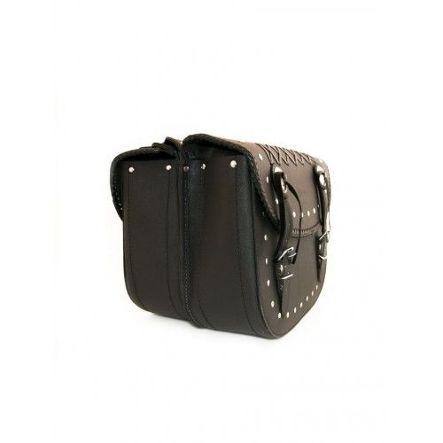 Doppie borse laterali per...