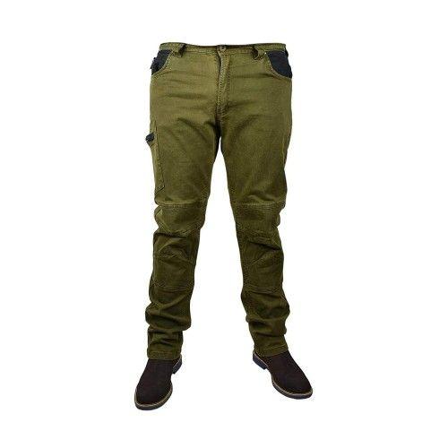 Pantalones de algodón para...