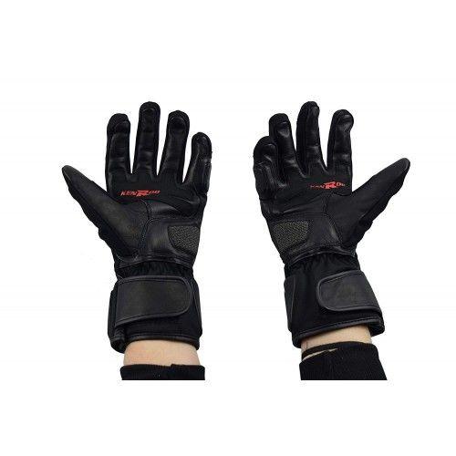 Motorrad Leder Handschuhe...