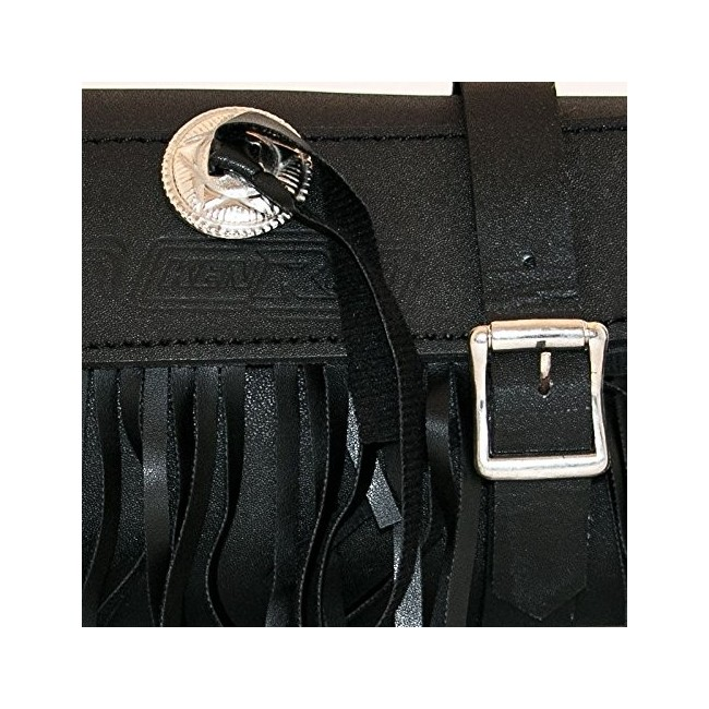 Tool Holder para Motorbike, Rigid Leather, Tubular Tool Holder 2