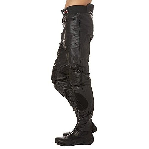 Motorcycle Leather Trousers...