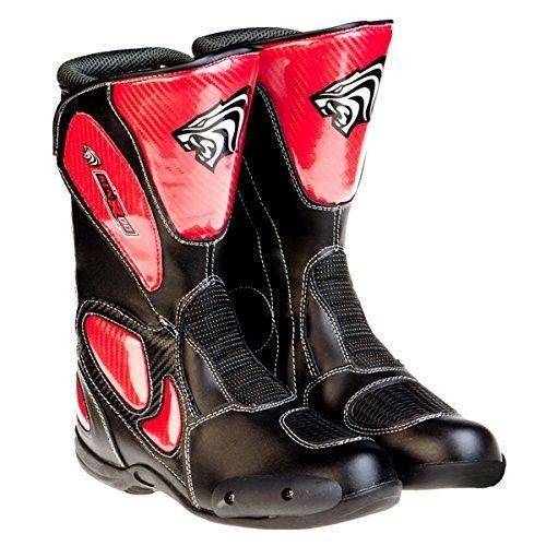 Botas de motociclismo de...