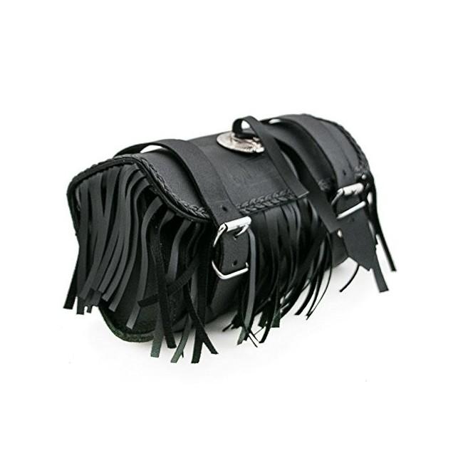Rulo portaherramientas para motos color Negro