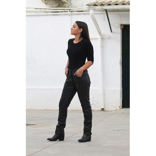 Leather Trousers for Women,...