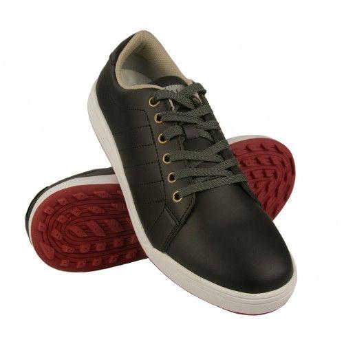 Zapatos de Golf de piel...
