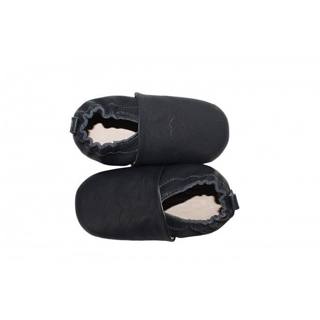 Soft Leather Baby Shoes, First Walking Shoes, Children Shoes Leather 3