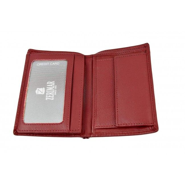 Leather Wallet for Men, Leather Wallet with Coin Pocket, Men Wallet 4
