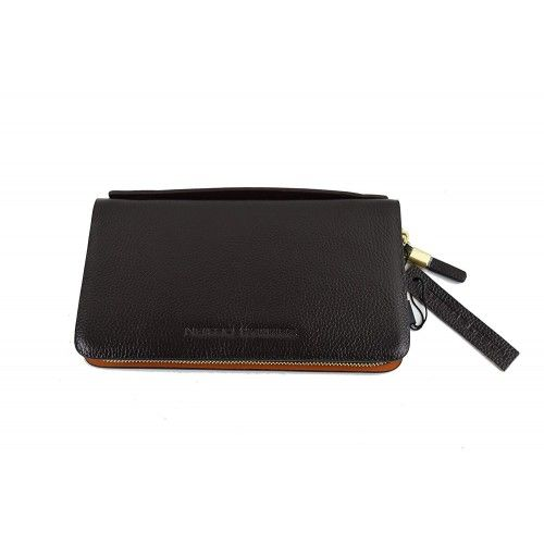 Leather Hand Wallet,...