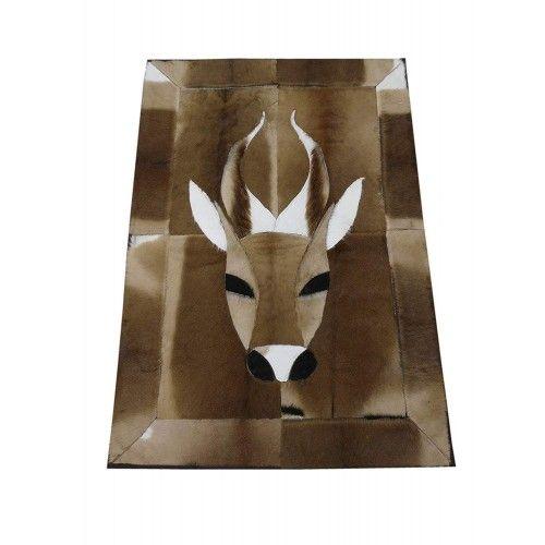 Dywan skórzany Gazelle,...