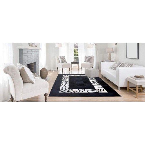 Patchworkowy dywanik ze...