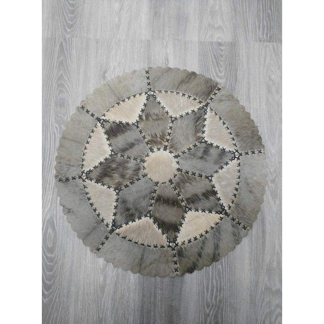 Gnu and Nyala Area Rug, 28 in, Exotic Area Rug, Area Rug Living Room