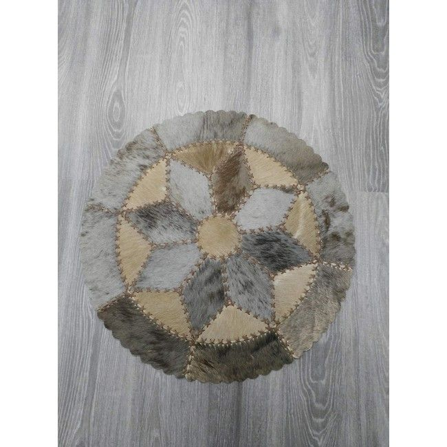 Gnu and Nyala Area Rug, 28 in, Exotic Area Rug, Area Rug Living Room 1