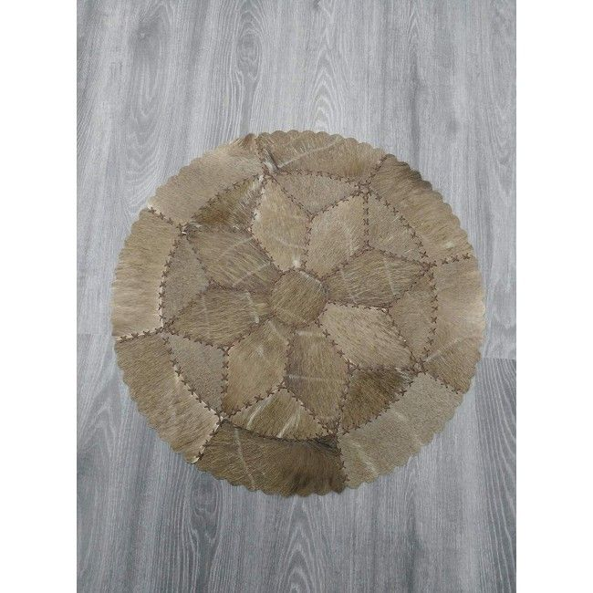 Gnu and Nyala Area Rug, 28 in, Exotic Area Rug, Area Rug Living Room 2
