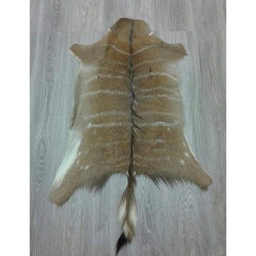 Dywan skórzany Nyala, 95x80...