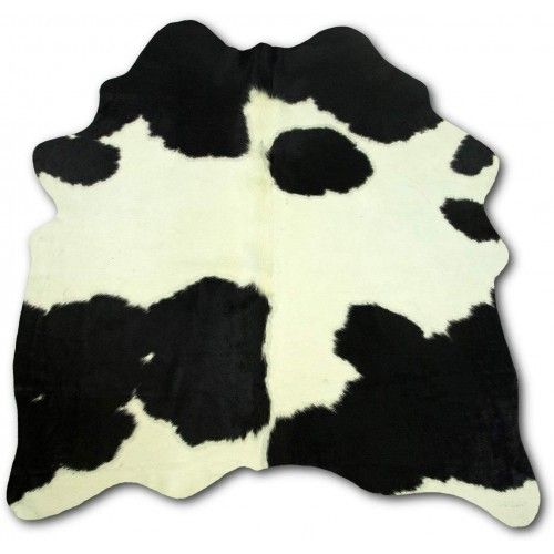 Tapis en peau de vache...