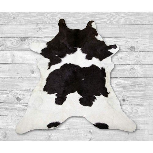 Natural Calf Hide Area Rug...