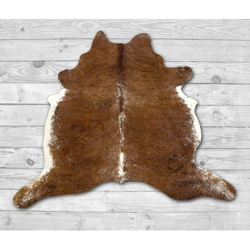 Cowhide Area Rug, 86x88 in,...