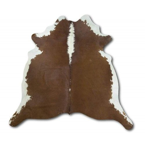 Cowhide Area Rug 90x74 in,...