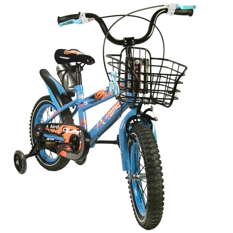 Bicicleta de niño de 16-18-20 pulgadas con cesta