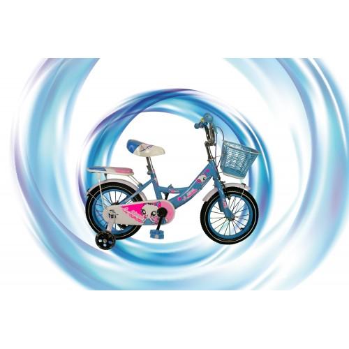 Bicicleta de niña de...