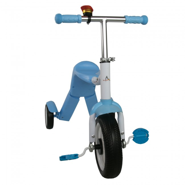 Scooter 3 en 1 para niños de 3-8 años - Varios colores
