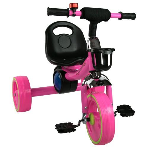 Triciclo con pedales de 2 a...