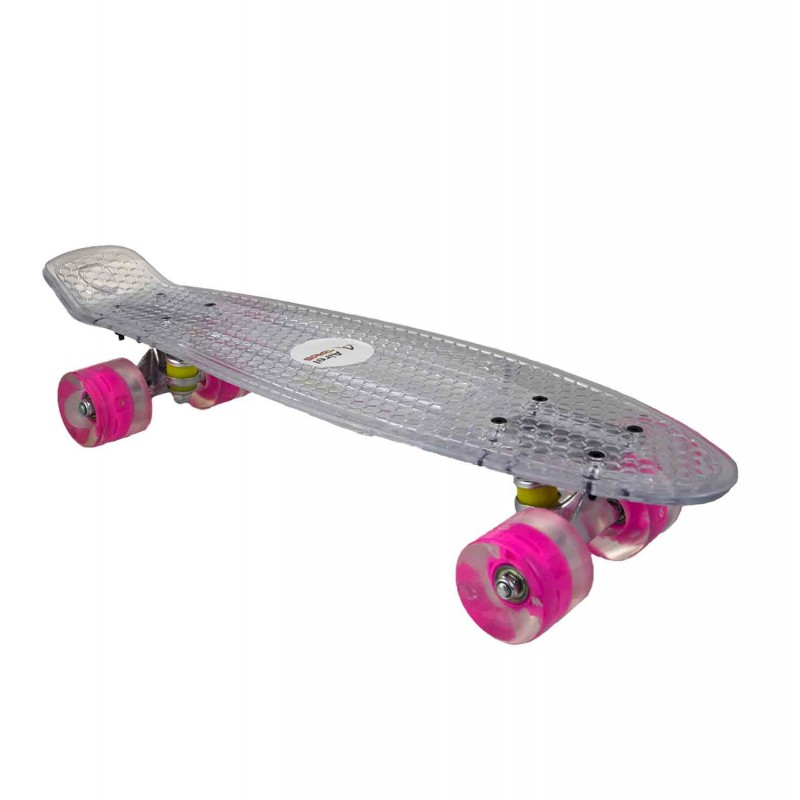 Skateboard monopatin con tabla antideslizante y ruedas suaves