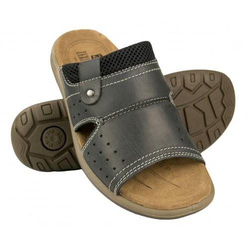 Sandalias BLEND de piel...